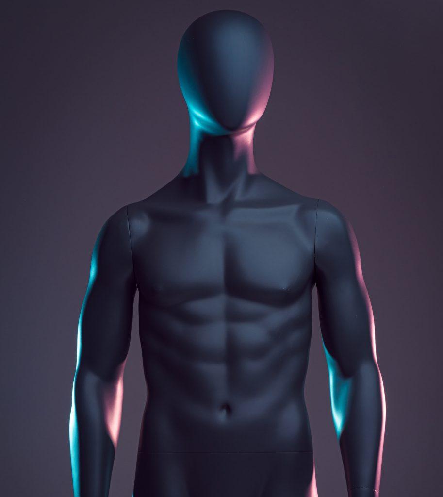 mens mannequin