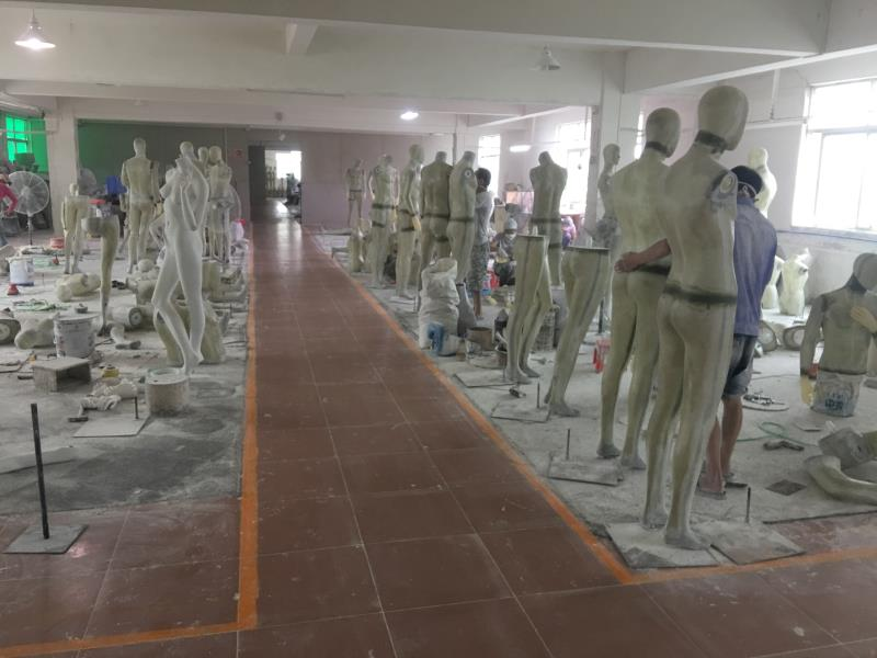 mannequin manufacture